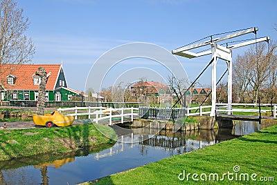 Marken,Ijsselmeer,Netherlands