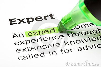 Markerad expert green