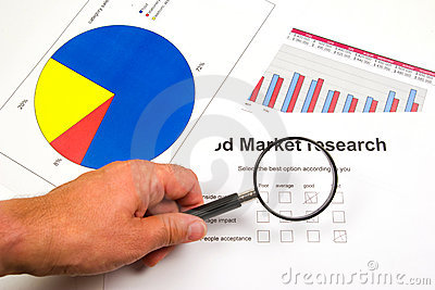 Market research and accounts