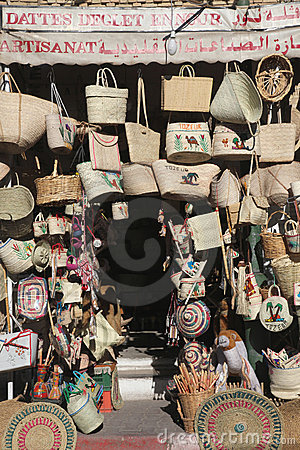 Market in Tozeur
