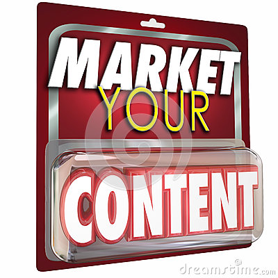 Market Your Content Product Package Selling Information
