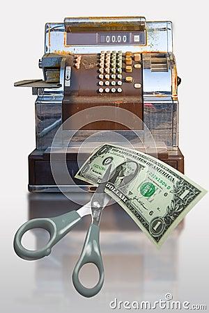 Marketing cash register