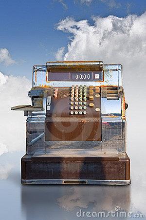 Marketing cash register