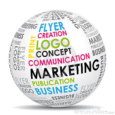 Marketing communication world