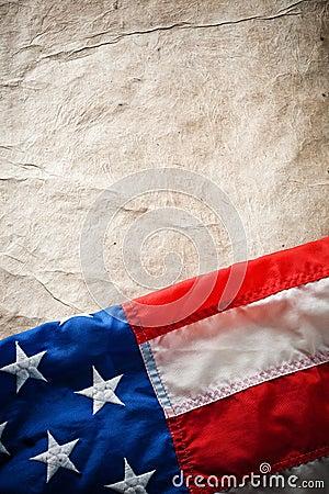 Markierungsfahne USA