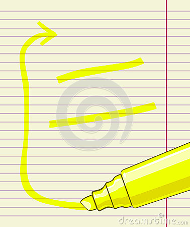 Marking pen frame
