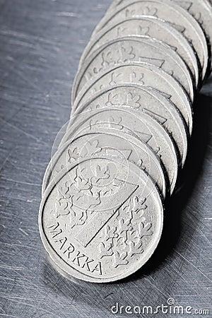 Markka Coins