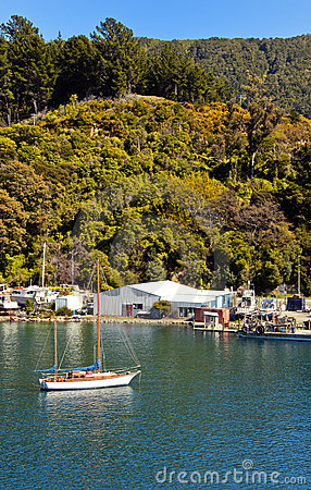 Marlborough Sounds Harbour
