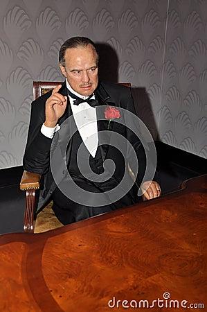 Marlon Brando Editorial Stock Image