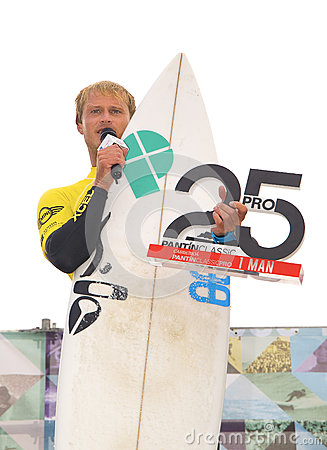 Marlon Lipke: winner of Pantin Classic 2012 (3) Editorial Stock Photo