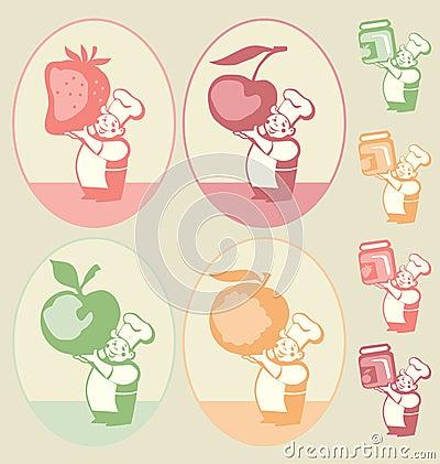 Marmalade assorted