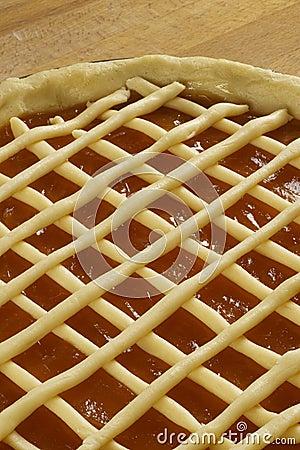 Marmalade pie