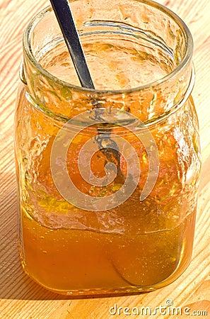 Marmelade jar
