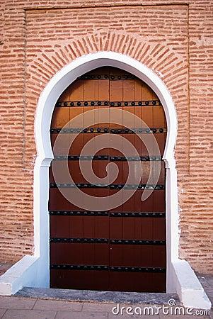 Marocco door
