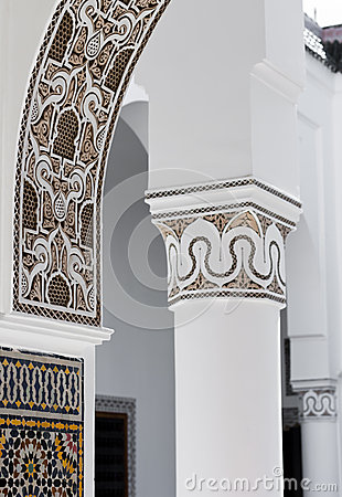 Marokkaanse decoratie stock fotografie afbeelding 25185822 - Marokkaanse design decoratie ...