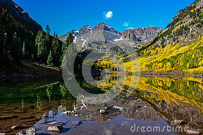 Maroon Bells, Aspen, Colorado