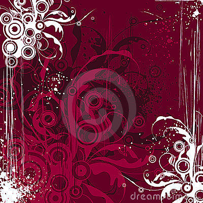 maroon flowers background