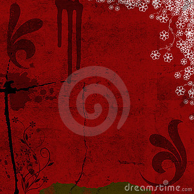 Maroon grunge background