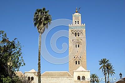Marrakesh Koutoubia Minaret