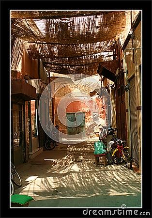 Free Marrakesh Market (Souk) Stock Images - 310314