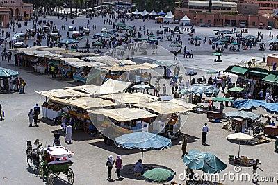 Marrakesh - Morocco Editorial Image