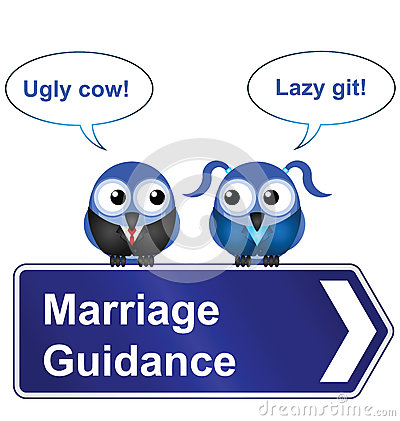 Marriage guidance