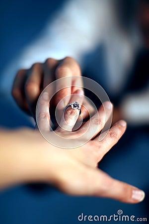 Free Marry Me Stock Photo - 3602640