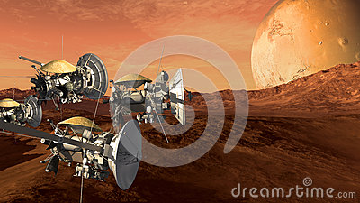 unmanned space exploration - photo #40