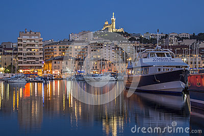 Marseille - French Riviera - South of France Editorial Photography