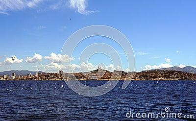 Marseille, France Skyline