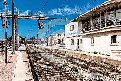 Marseille St. Charles railway station