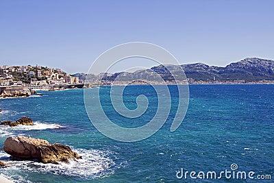 Marseilles, France, S-E sector