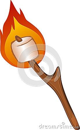 φλεμένος marshmallow