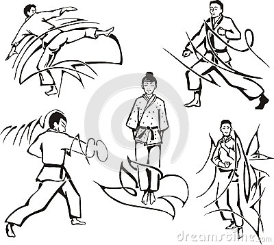 Martial art lessons