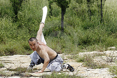 Martial arts....broadsword.