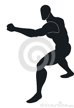 Martial Arts, illustration