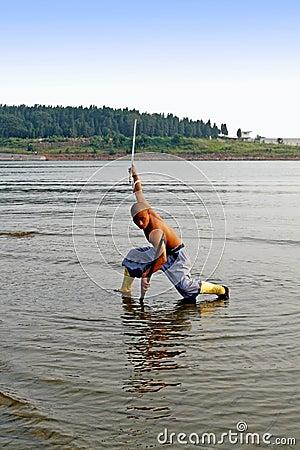 Free Martial Arts....rapier Stock Photos - 4727443