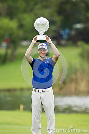 Martin Kaymer Editorial Stock Image