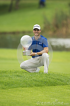 Martin Kaymer Editorial Photo