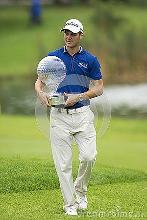 Martin Kaymer - Winner Editorial Photo
