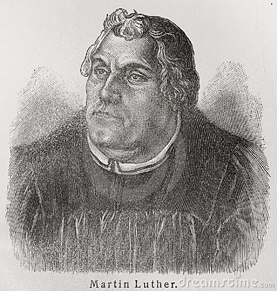 Free Martin Luther Stock Images - 20383874