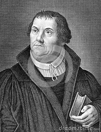 Martin Luther Editorial Stock Image