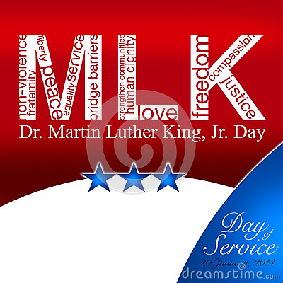 Free Martin Luther King Day Royalty Free Stock Photos - 36685958