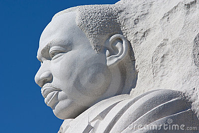 Martin Luther King Jr. Memorial Editorial Image