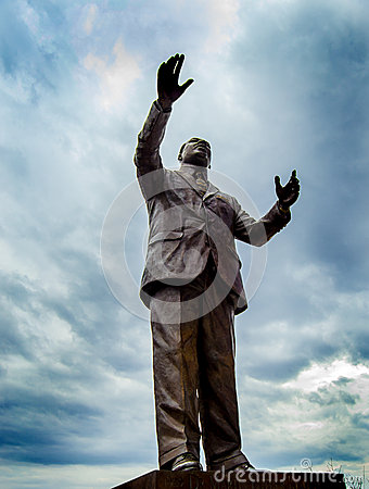 Free Martin Luther King, Jr. Memorial Monument Stock Photography - 38619702