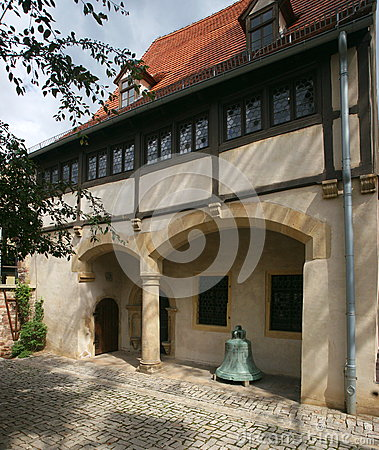 Martin Luther s Birth Place
