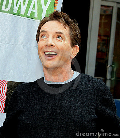 Martin Short  Editorial Stock Photo