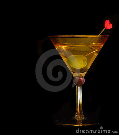 Free Martini 1 Royalty Free Stock Images - 154299