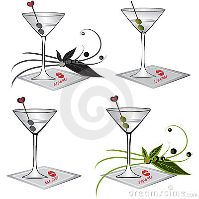 Free Martini Stock Images - 15934224
