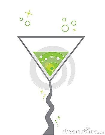 Free Martini Stock Photography - 21818822